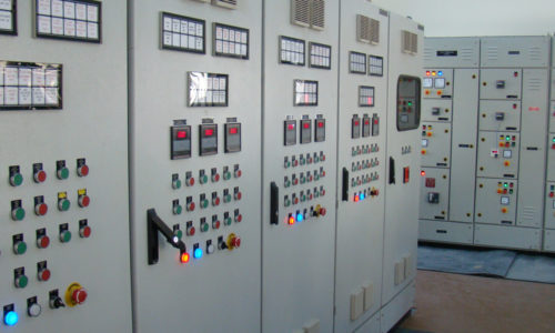 Dcs-Based System  Control And Automation System