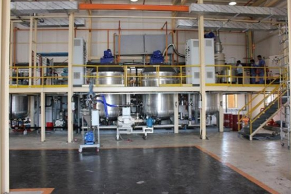 Grease-Manufacturing-Plant